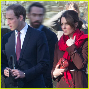 Kate Middleton & Prince William: The Queen's Christmas Speech 2012!
