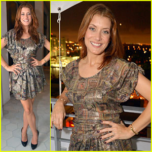 Kate Walsh: Sephora VIB Holiday Cocktail Party!