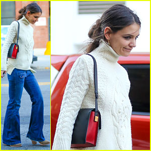 Katie Holmes: 'Fitness' Mag's Best Revenge Body of 2012