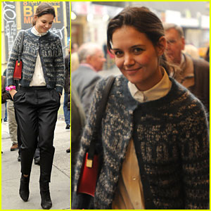 Katie Holmes: Nobody's Producing 'Dawson's Creek', James Van Der Beek Shares!