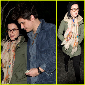 Katy Perry & John Mayer: Matsuhisa Date Night!