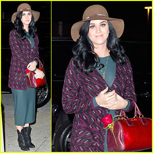Katy Perry: My Saturn Has Returned!