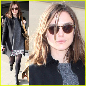 Keira Knightley: No 'Fifty Shades Of Grey' For Me!