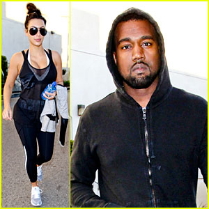 Kim Kardashian & Kanye West Will Celebrate Christmas Together!