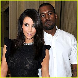 Kim Kardashian Pregnant with Kanye West's Baby!