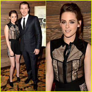 Kristen Stewart & Garrett Hedlund: 'On the Road' Screening!