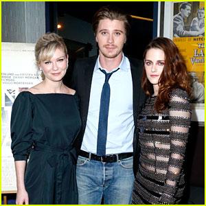 Kristen Stewart & Kirsten Dunst: 'On the Road' Screening!