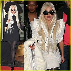 Lady Gaga: Rolling Stones' Concert Tonight!