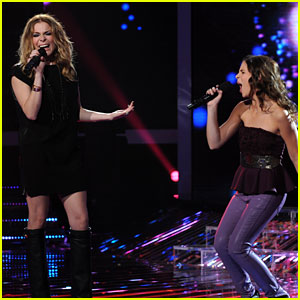 LeAnn Rimes & Carly Rose Sonenclar: 'X Factor' Finale Performance!