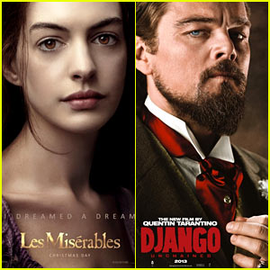 'Les Miserables' & 'Django' Break Christmas Box Office Records