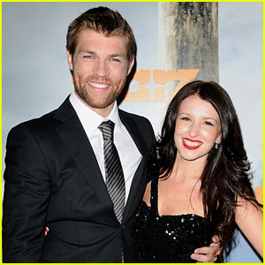 'Spartacus' Star Liam McIntyre Engaged to Erin Hasan!
