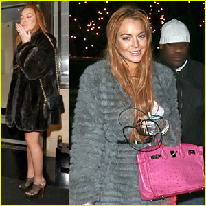 Lindsay Lohan is Not Appearing on 'Celebrity Big Br