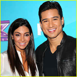 Mario Lopez: Married to Courtney Mazza!