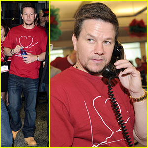 Mark Wahlberg: CIBC Miracle Day!
