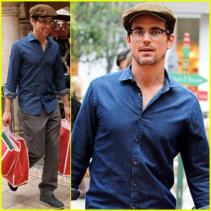 Matt Bomer: 'White Collar' Premiere Preview!