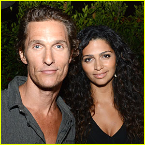 Matthew McConaughey & Camila Alves Welcome Baby Boy!