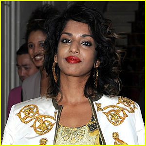 M.I.A.'s 'atTENTion' - Listen Now!