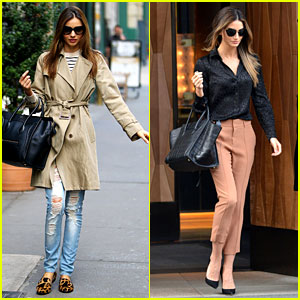 Miranda Kerr & Lily Aldridge: VS Fashion Show Wins Ratings!