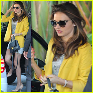 Miranda Kerr: Mango Behind the Scenes Video Shoot!