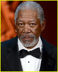 Morgan Freeman: Alleged Newtown Shooting Statements Are Fake