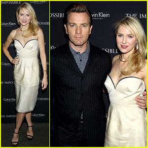Naomi Watts & Ewan McGregor: 'Impossible' NY Screening!