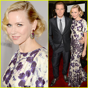 Naomi Watts & Ewan McGregor: 'The Impossible' Premiere!