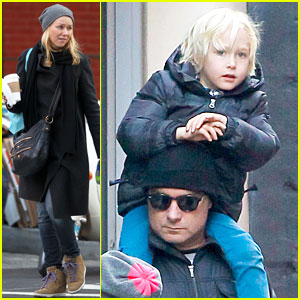 Naomi Watts Yelped After Hearing Golden Globes Nomination News!