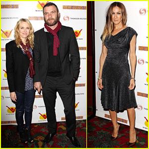 Naomi Watts & Sarah Jessica Parker: New 42nd St Gala!