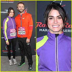 Nikki Reed & Paul McDonald: Rock 'n' Roll Marathon & 1/2 Marathon!