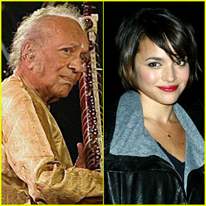 Norah Jones' Father, Sitarist Ravi Shankar, Dead at 92