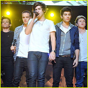 One Direction - Z100's Jingle Ball 2012!