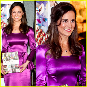Pippa Middleton: Book Launch Party in the Netherlands!