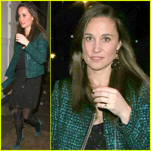 Pippa Middleton: My Family Has Fun Christmas Traditions!