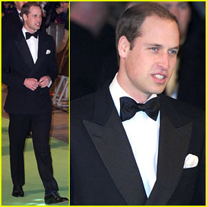 Prince William: 'Hobbit' Premiere without Pregnant Kate Middleton