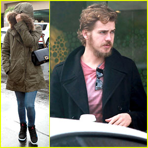 Rachel Bilson: Lunch Date with Hayden Christensen!