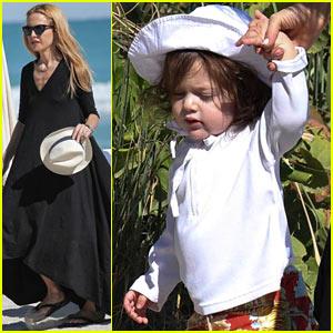 Rachel Zoe: Holiday Beach Vacation with the Family!