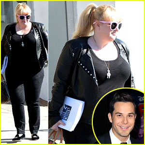 Rebel Wilson & Skylar Astin In Talks for 'Pitch Perfect 2'!