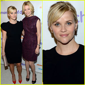 Reese Witherspoon & Elizabeth Banks: March of Dimes 2012!