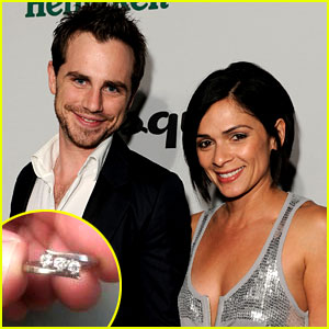 'Boy Meets World' Actor Rider Strong Engaged!