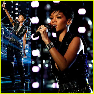 Rihanna: 'Diamonds' on 'The Voice' Finale - Watch Now!
