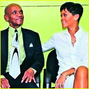 Rihanna: Gran Gran Dolly Memorial at Barbados Hospital