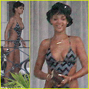 Rihanna: Queen Elizabeth Hospital Donor!