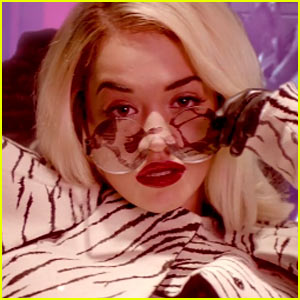 Rita Ora's 'Radioactive' Video Premiere - Watch Now!