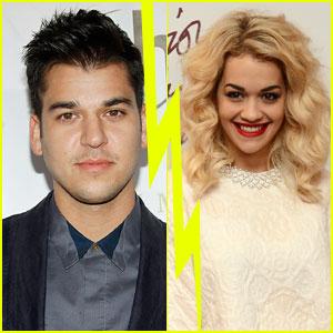 Rob Kardashian Accuses Rita Ora of Cheating