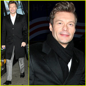 Ryan Seacrest Talks New Year's Eve Without Dick Clark on 'GMA'