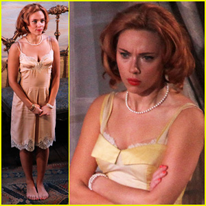 Scarlett Johansson: 'Cat On a Hot Tin Roof' Performance!