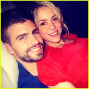 Shakira & Gerard Pique Welcome Baby Boy?