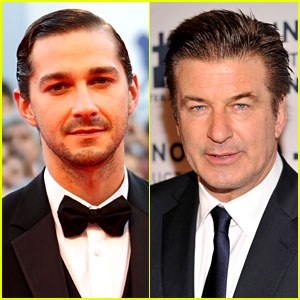 Shia LaBeouf: Broadway Debut in 'Orphans' with Alec Baldwin!