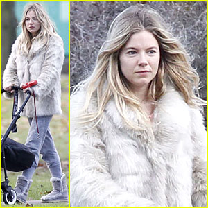 Sienna Miller: Death Encounter With a Horse!