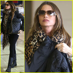 Sofia Vergara: Bye Bye, Los Angeles!